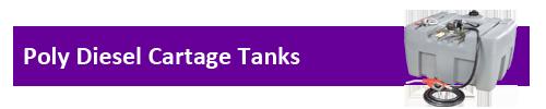 Poly Diesel Cartage Tanks